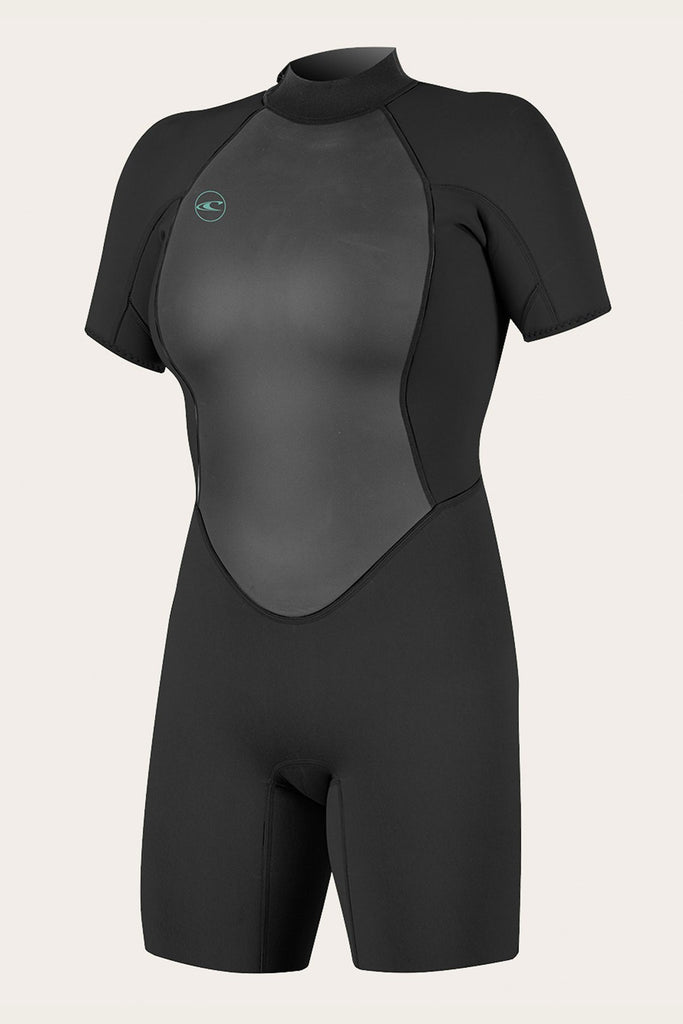 O'Neill Women's Reactor II 2mm Back Zip S/S Spring Wetsuit 2020