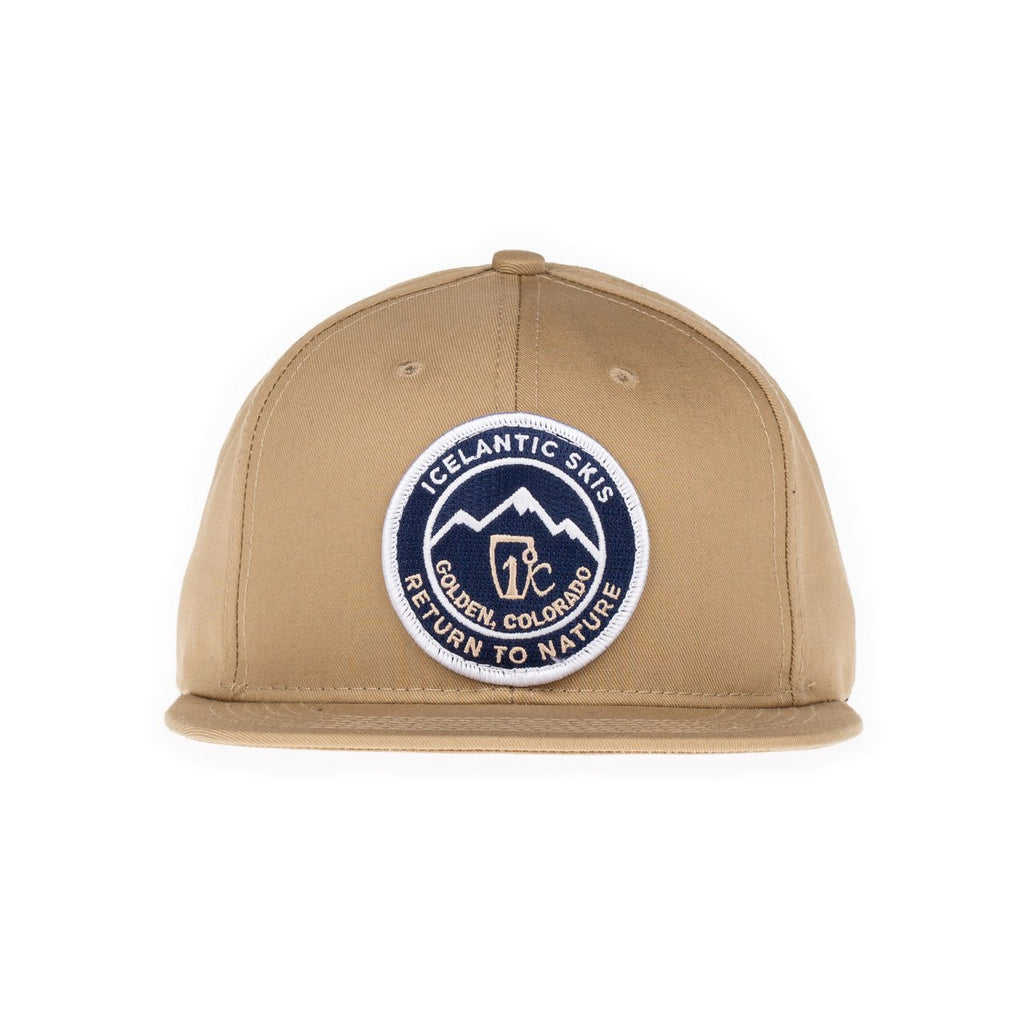 Icelantic RTN Patch Snapback - Sun 'N Fun Specialty Sports