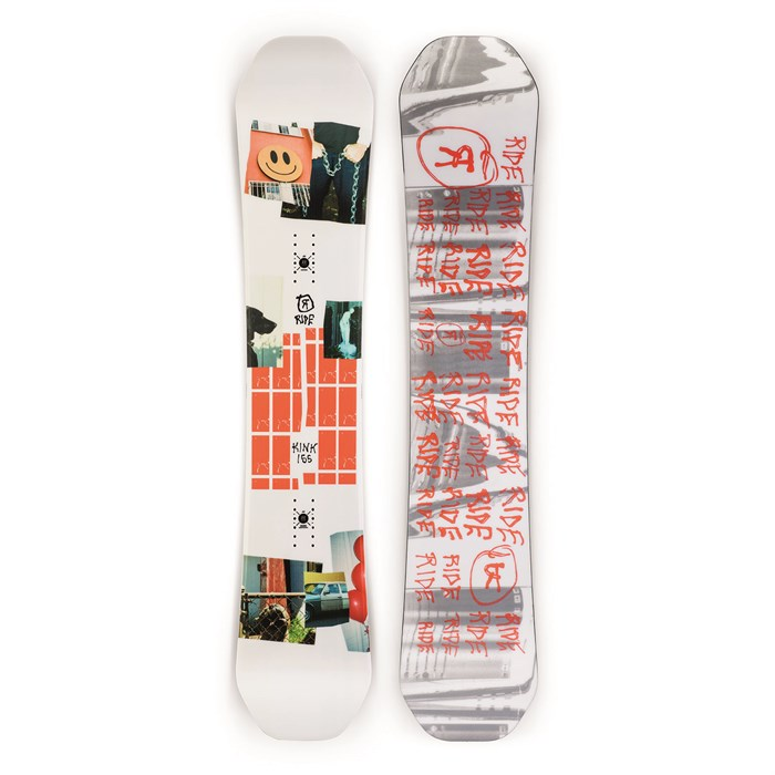 Ride Men's Kink Snowboard 2020 - Sun 'N Fun Specialty Sports