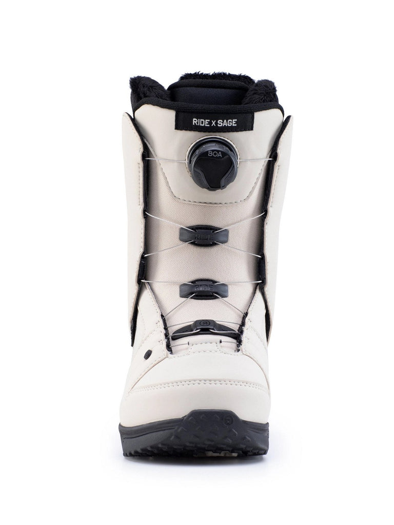 Ride Women's Sage Snowboard Boots 2020 - Sun 'N Fun Specialty Sports
