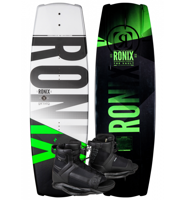 Ronix Vault Wakeboard w/ Divide Boot Package 2020