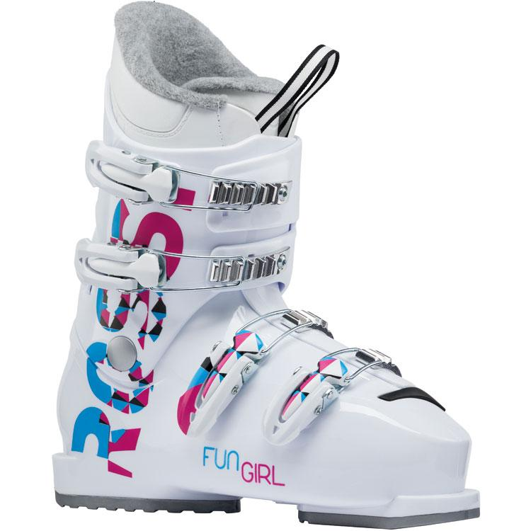 Rossignol Fun Girl J4 Ski Boots 2020 - Sun 'N Fun Specialty Sports