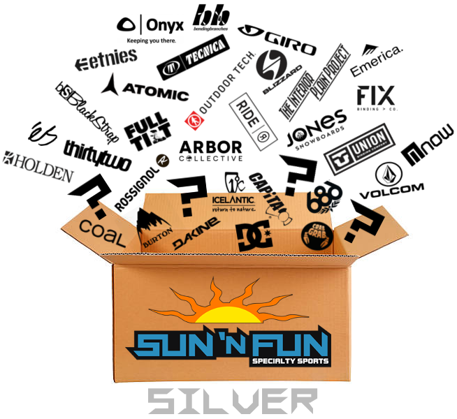 Silver Box - 1 Month - Sun 'N Fun Specialty Sports