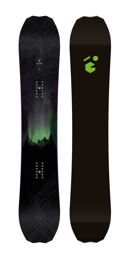 Slash Men's Aurora Snowboard 2020 - Sun 'N Fun Specialty Sports