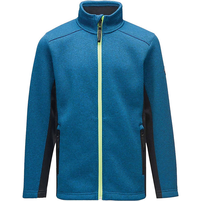 Spyder Boys' Encore Full Zip Fleece Jacket 2020
