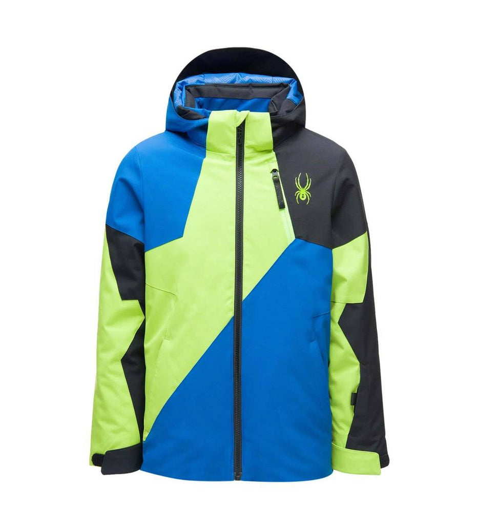 Spyder Boys' Ambush Jacket 2020 - Sun 'N Fun Specialty Sports