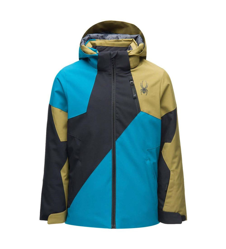 Spyder Boys' Ambush Jacket 2020