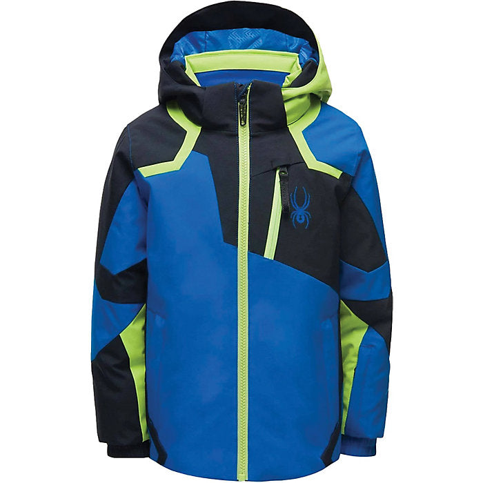 Spyder Boys' Mini Leader Jacket 2020 - Sun 'N Fun Specialty Sports