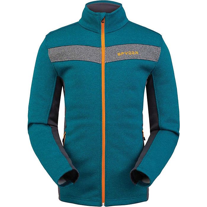 Spyder Men's Encore Full Zip Fleece Jacket 2020 - Sun 'N Fun Specialty Sports