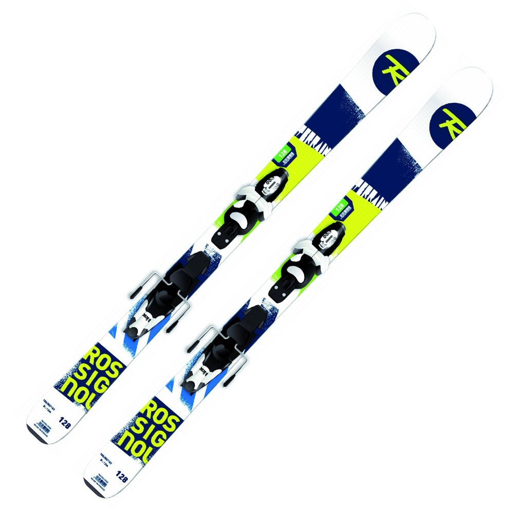 Rossignol Terrain Jr + Kid-X 4 B76 Binding 2018 - Sun 'N Fun Specialty Sports