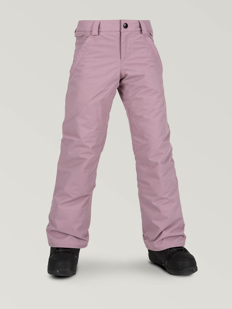 Volcom Girl's Frochickidee Insulated Snow Pants 2020 - Sun 'N Fun Specialty Sports