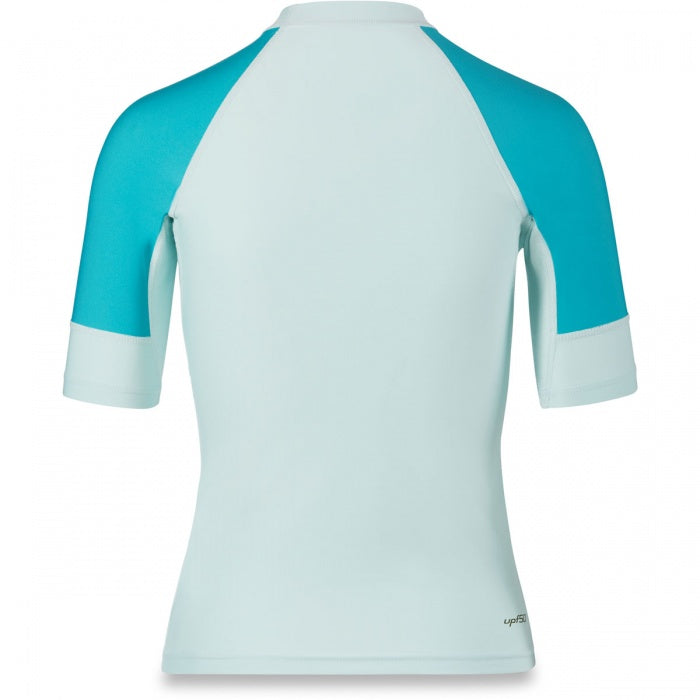 Dakine Women's Flow Snug Fit Short Sleeve Rash Guard - Sun 'N Fun Specialty Sports