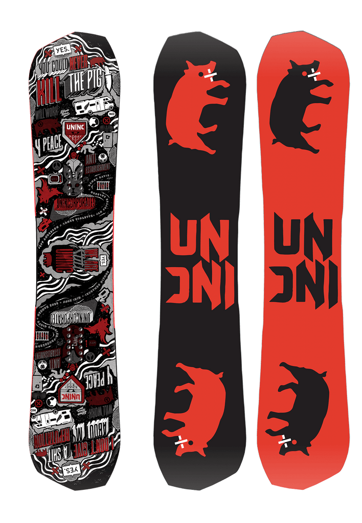 Yes Men's Great Uninc Snowboard 2020 - Sun 'N Fun Specialty Sports