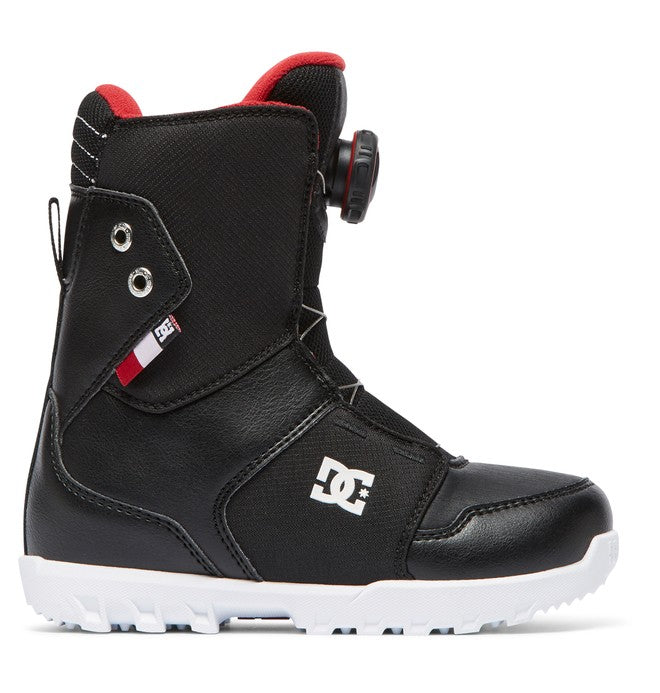 DC Boy's Scout Snowboard Boots 2019 - Sun 'N Fun Specialty Sports