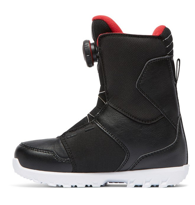 DC Boy's Scout Snowboard Boots 2019