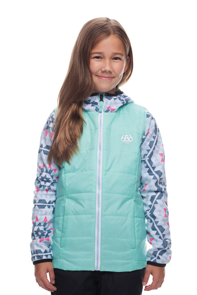 686 Girl's Trail Insulated Jacket - Sun 'N Fun Specialty Sports