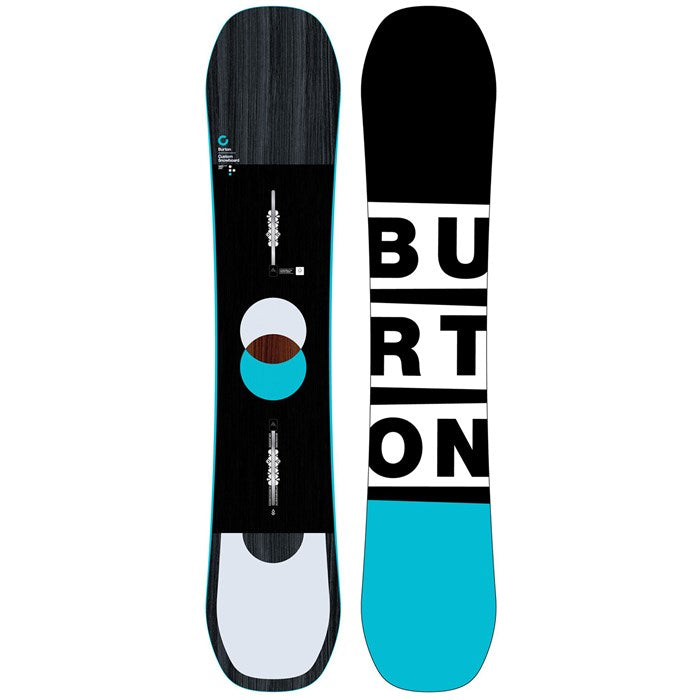 Burtom Boys' Custom Smalls Camber Snowboard 2020 - Sun 'N Fun Specialty Sports