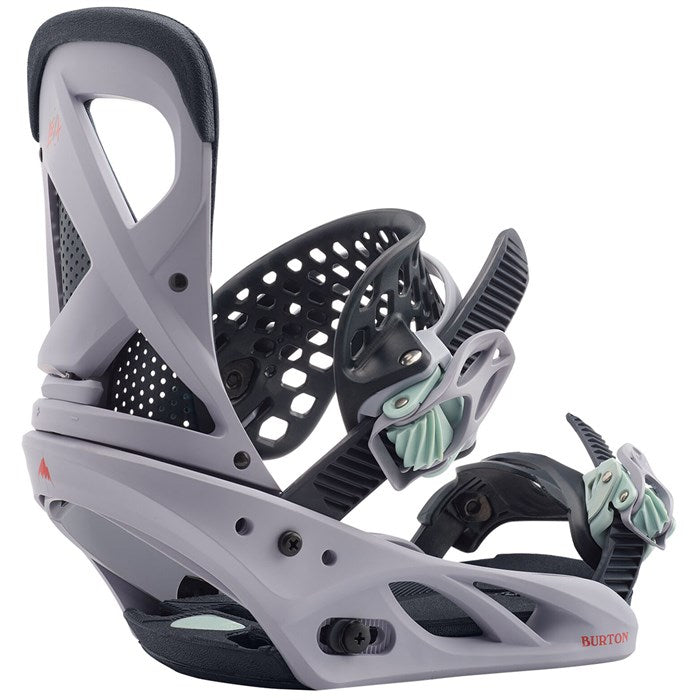 Burton Women's Lexa Snowboard Bindings 2020 - Sun 'N Fun Specialty Sports