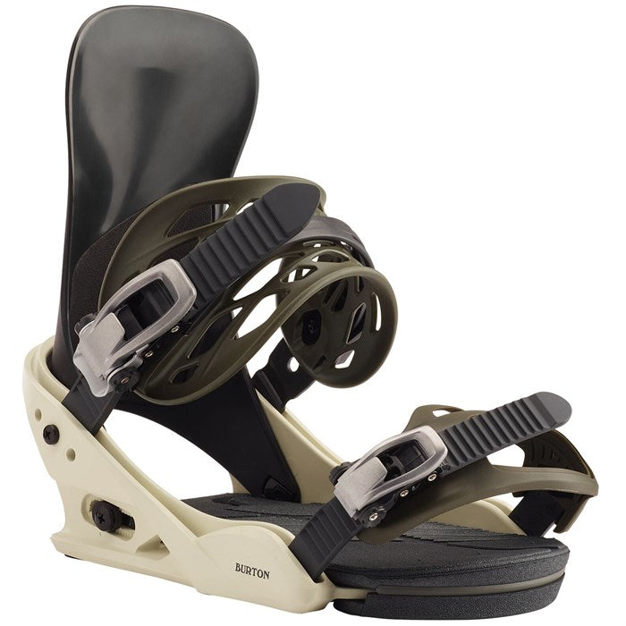 Burton Men's Mission Snowboard Bindings 2020 - Sun 'N Fun Specialty Sports