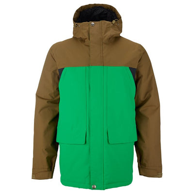 Burton Men's The White Collection Headliner Jacket - Sun 'N Fun Specialty Sports