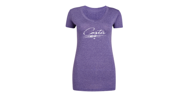 Costa Women's Vneck Short Sleeve - Sun 'N Fun Specialty Sports