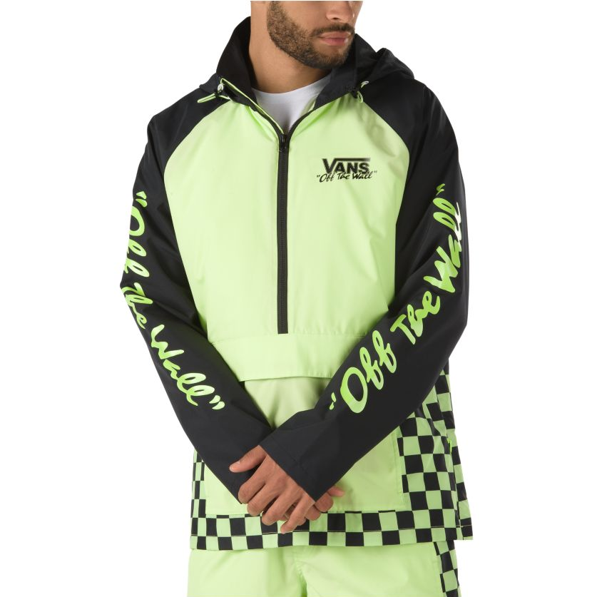 Vans Men's BMX Off the Wall Anorak Jacket 2019