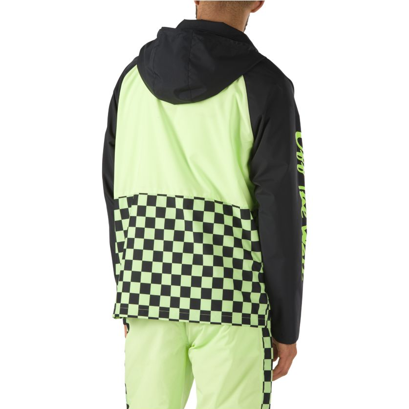 Vans Men's BMX Off the Wall Anorak Jacket 2019 - Sun 'N Fun Specialty Sports