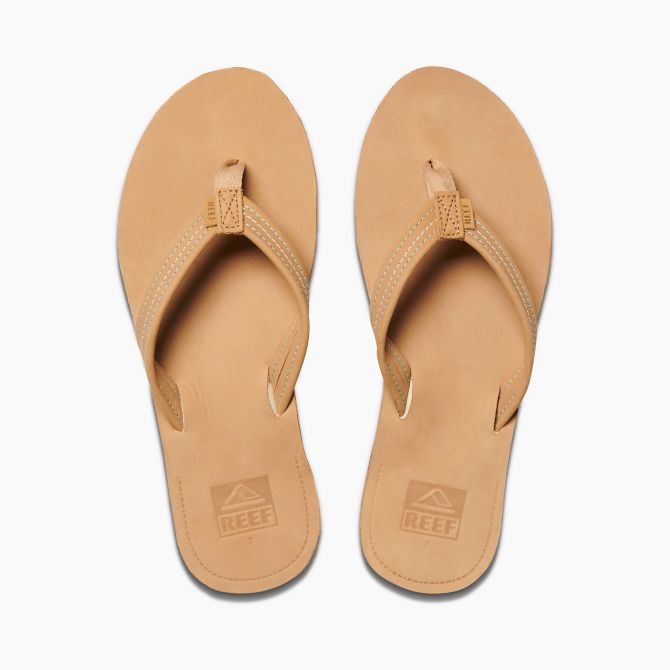Reef Women's Voyage Lite Leather Sandals 2019 - Sun 'N Fun Specialty Sports