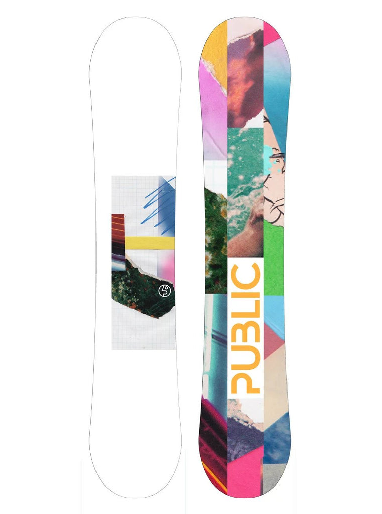 Public Men's Mathes Display Snowboard 2019 - Sun 'N Fun Specialty Sports
