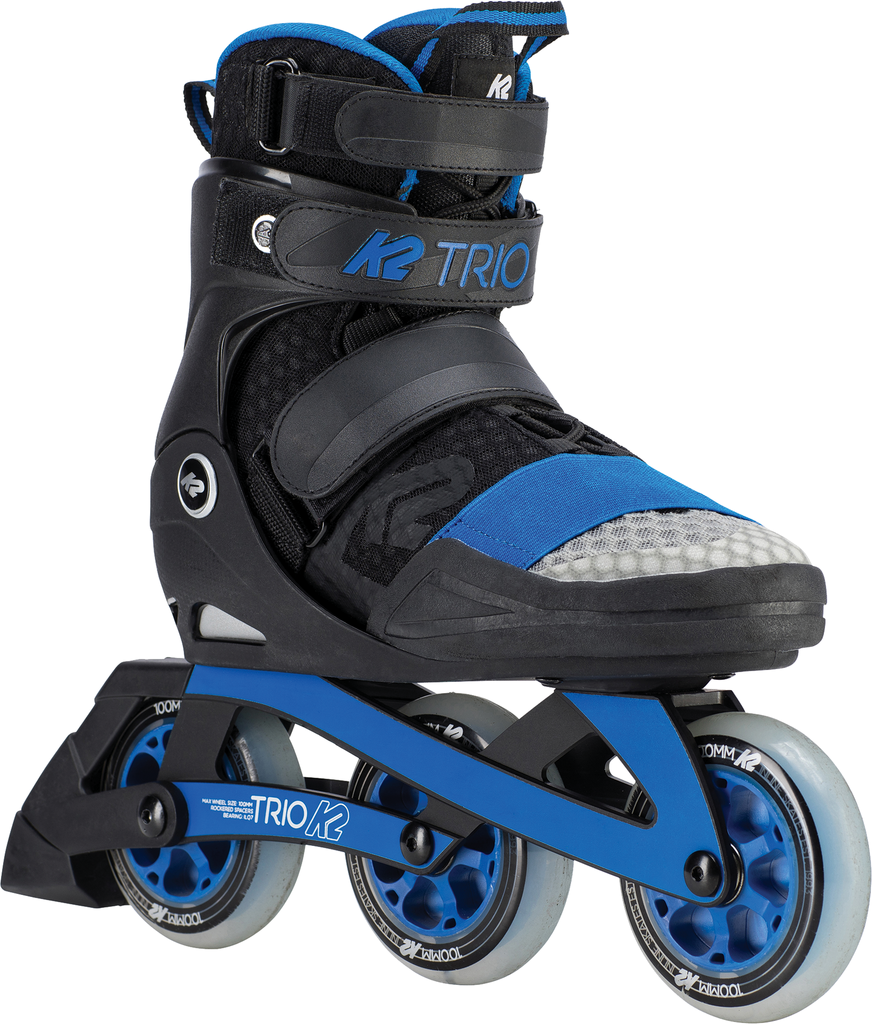 K2 Skates Men's Trio 100 Rollerblades 2019 - Sun 'N Fun Specialty Sports