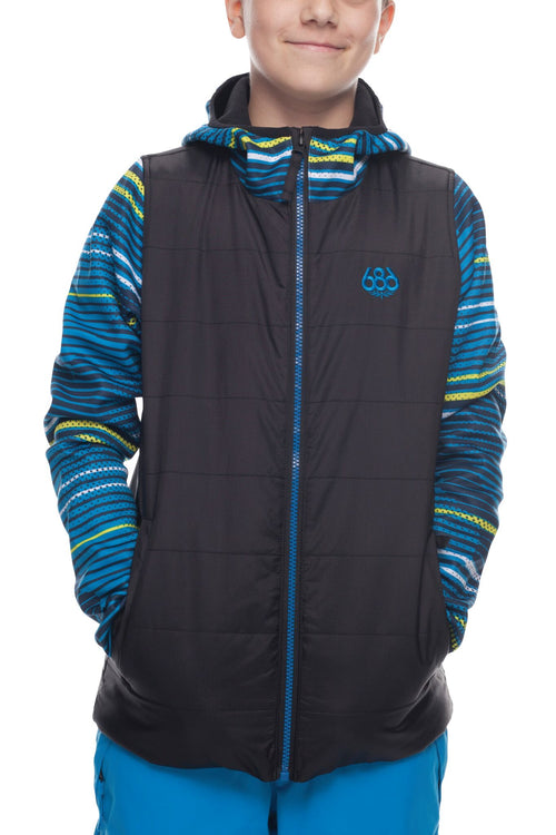 686 Boy's Heater Insulated Jacket - Sun 'N Fun Specialty Sports