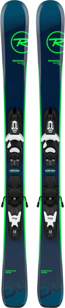 Rossignol Boy's Experience Pro Jr. Skis + Kid-X Bindings 2020