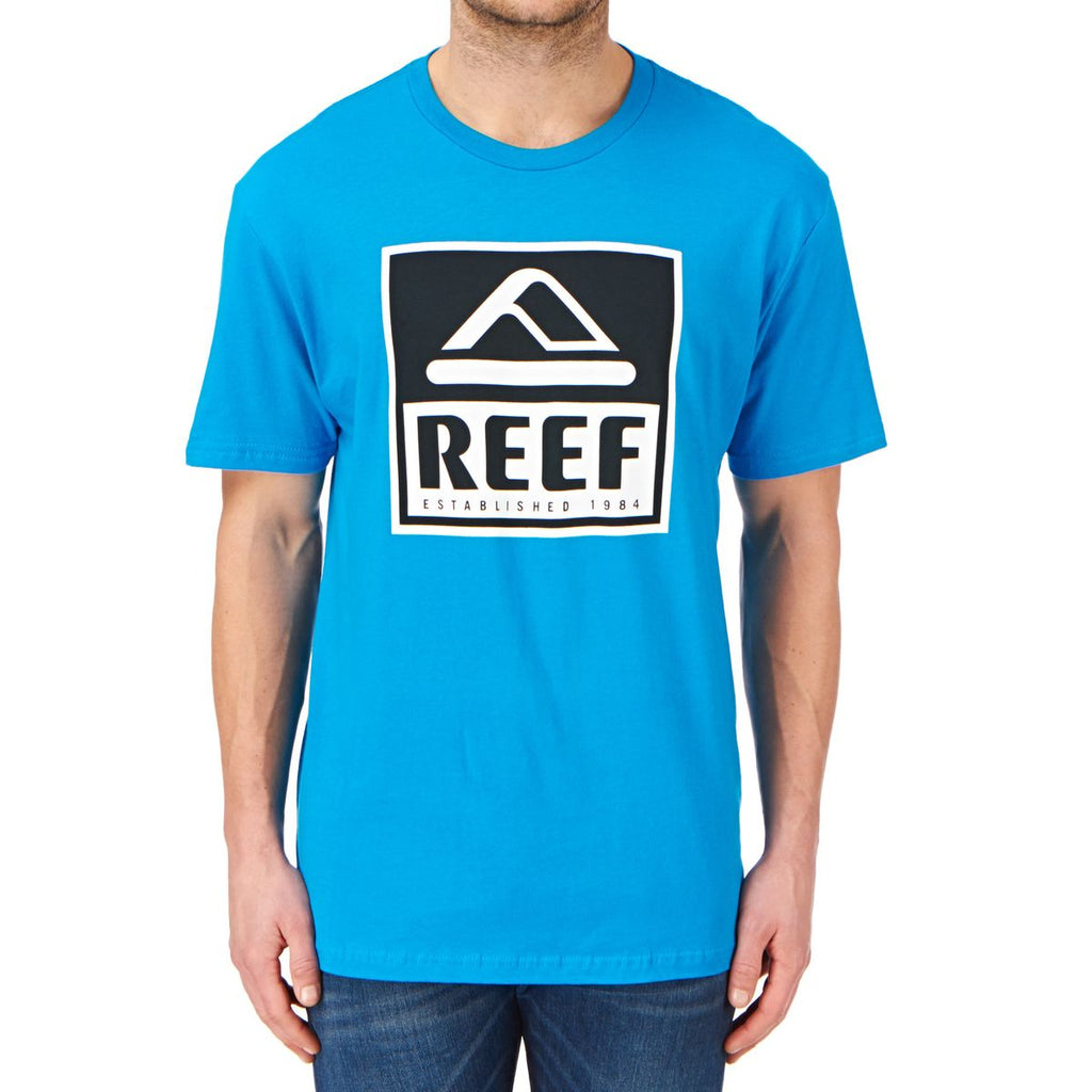 Reef Men's Classy Block T-Shirt - Sun 'N Fun Specialty Sports