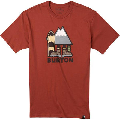 Burton Men's Ripton Short Sleeve Tee - Sun 'N Fun Specialty Sports