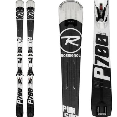 Rossignol Pursuit 700 Ti + SPX 12 Konect Dual WTR B80 Binding 2018 - Sun 'N Fun Specialty Sports
