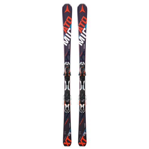 Atomic Mens Redster XT Skis + XT 10 Bindings 2017 - Sun 'N Fun Specialty Sports