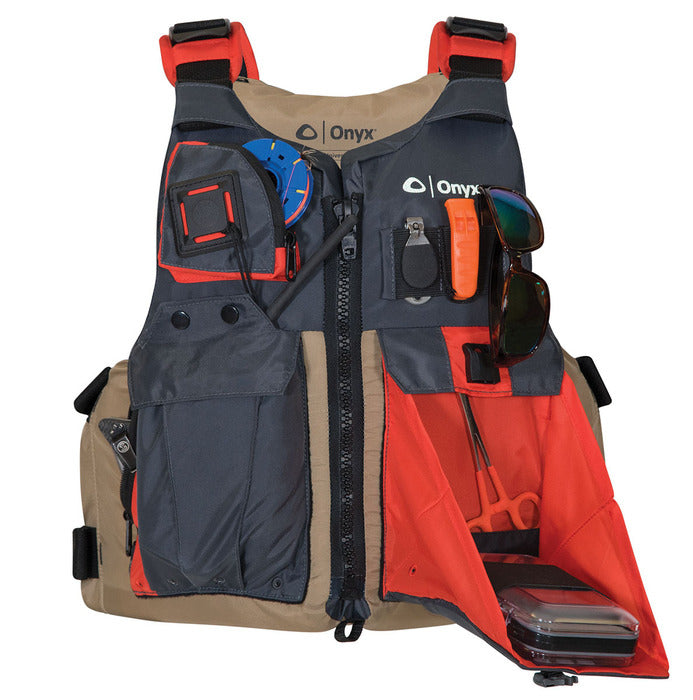 Onyx Kayak Fishing Vest 2019 - Sun 'N Fun Specialty Sports