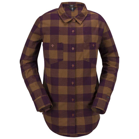 Volcom Granite Flannel Shirt