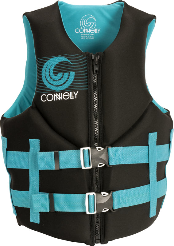 Connelly Women's Promo Neo Life Jacket 2019 - Sun 'N Fun Specialty Sports