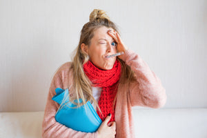 Natural Ways to Deal with Your Cold or Flu