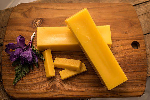 Beeswax - more uses than you might expect