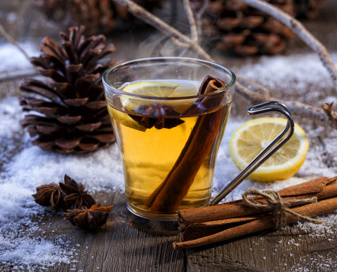 The Hot Toddy - a wonderful winter warmer - with honey by Don Victor Foods