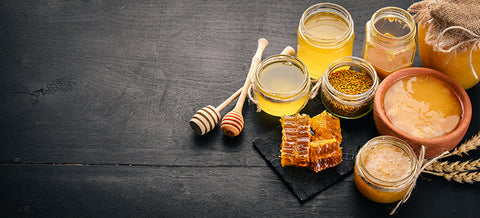 Honey - Good Healthy Food that tastes great - by Don Victor Foods
