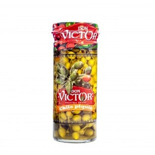 Don Victor Piquin Peppers, Case of 6