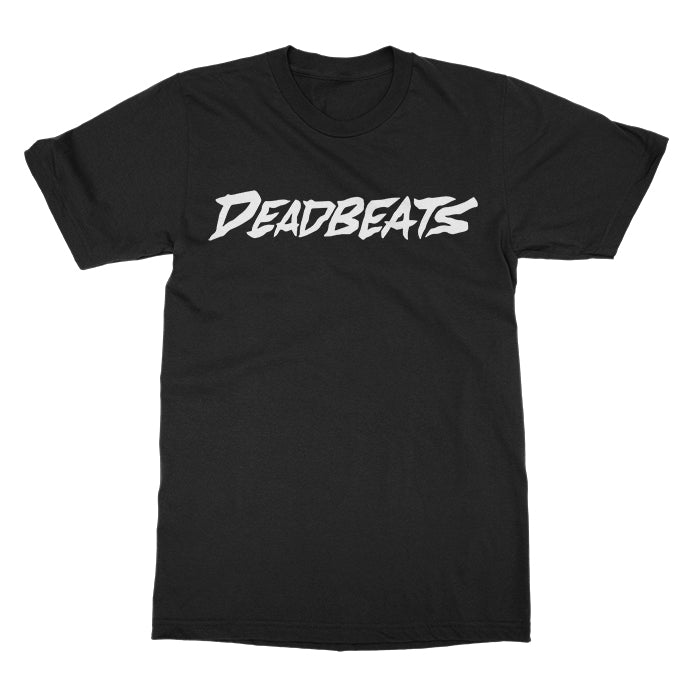 ZD - DEADBEATS Black Tee