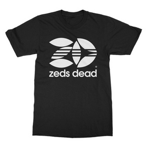 ZD -Zedidas- Black T-Shirt