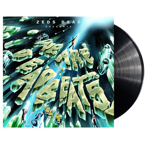 Zeds Dead - We Are Deadbeats Vol. 4 - Vinyl