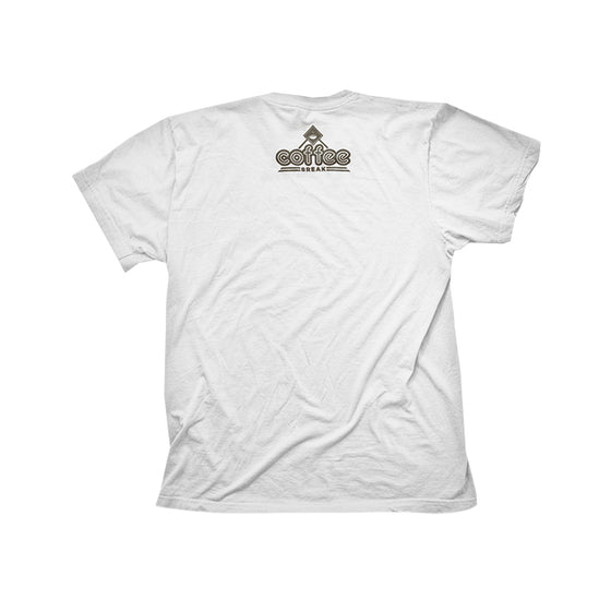 ZD -Coffee Break- White T-Shirt