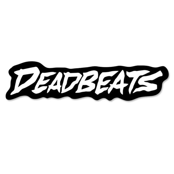 ZD - Premium Vinyl Deadbeats Sticker