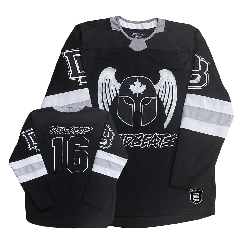 PRE ORDER - Deadbeats Hockey Jersey